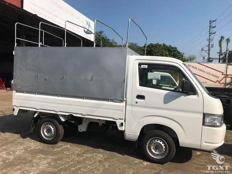 Xe Tải Suzuki Carry Pro 2019 700Kg Thùng Bạt