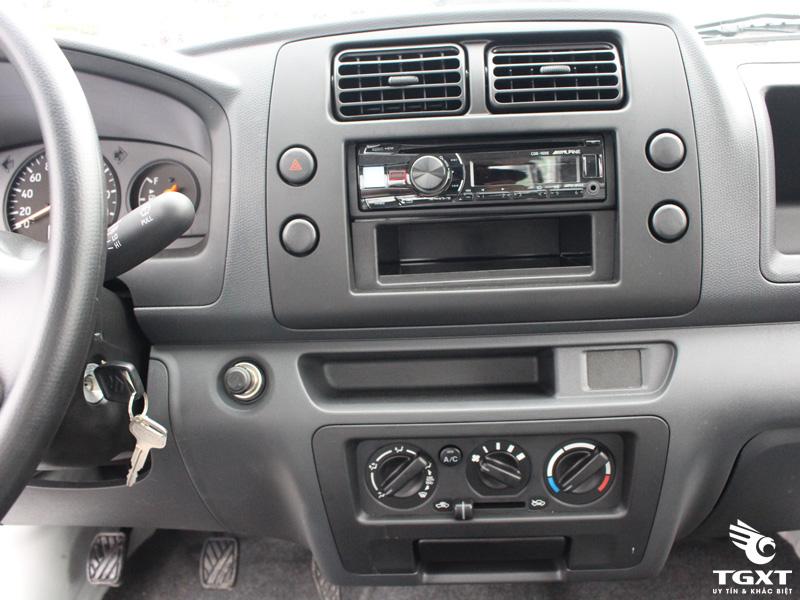 Xe Đông Lạnh Suzuki Carry Pro 500Kg