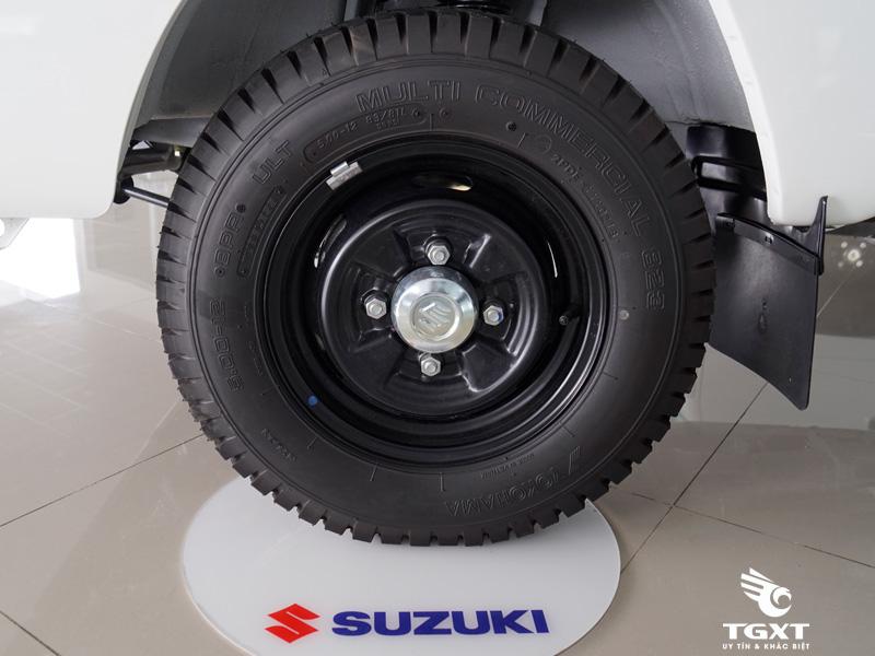 Xe Tải Suzuki Carry Pro 600Kg Thùng Bạt
