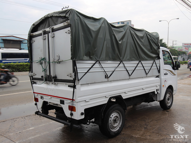 Xe Tải TaTa Super Ace Thùng Bạt 990kg
