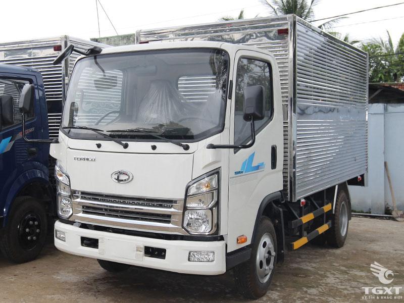 Đánh Giá Xe Tải Teraco: Dòng Tải Nhẹ Sở Hữu Động Cơ Hyundai, Isuzu Mạnh Mẽ