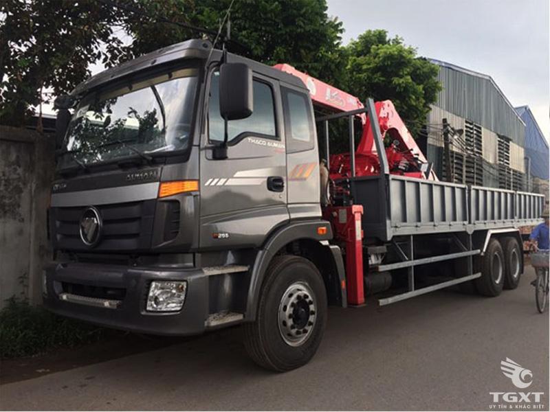 Đánh giá xe tải Thaco: Thích hợp để đầu tư do khả năng thu hồi vốn nhanh