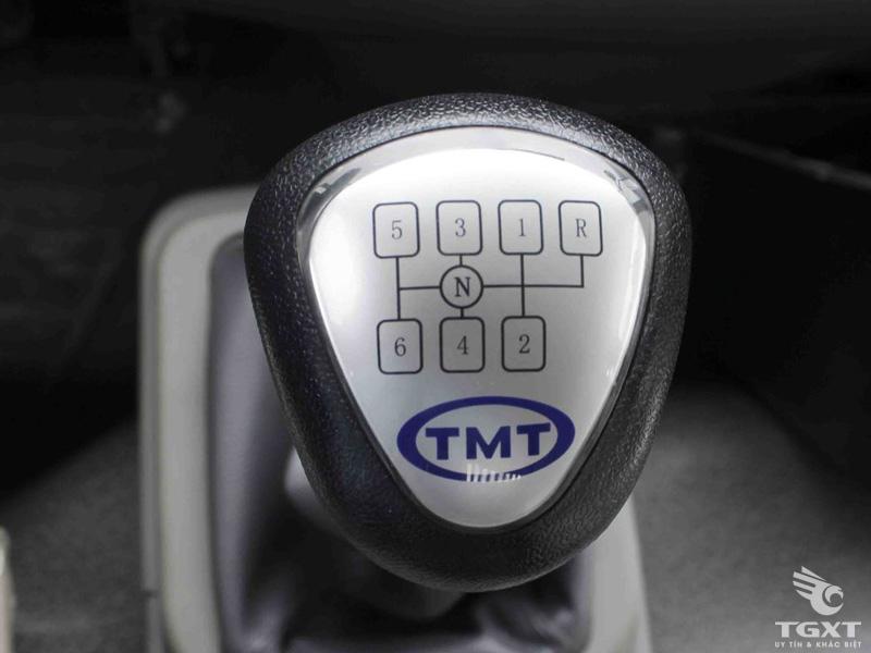 Xe Tải TMT Sinotruk ST336180T Thùng Bạt 17T9