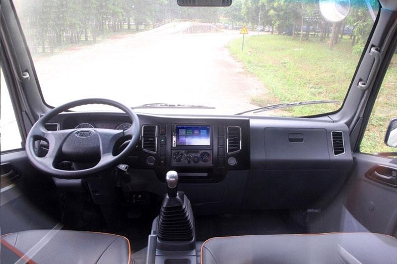 Xe Tải Veam VPT350 3.5 Tấn Thùng Kín