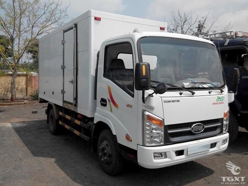 Xe Tải Veam VT100 1 Tấn Thùng Bảo Ôn