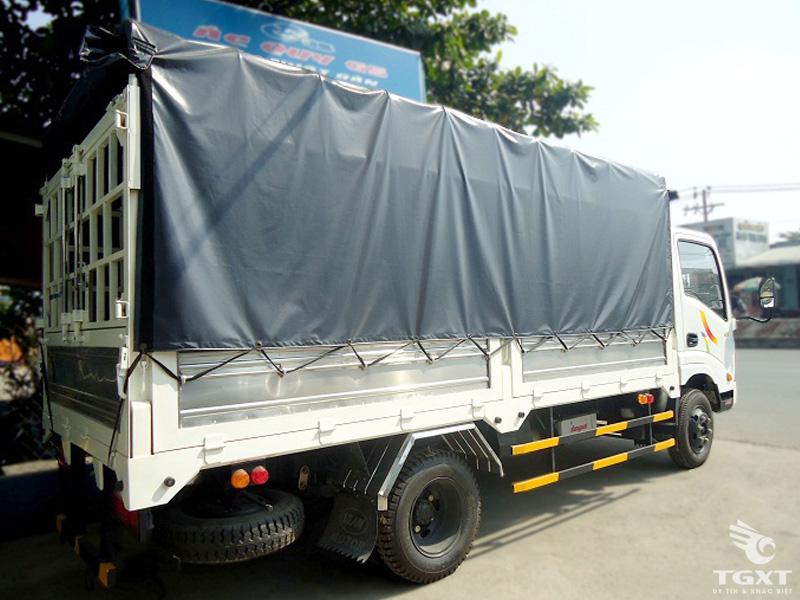 Xe Tải Veam VT200 1.9 Tấn Thùng Bạt