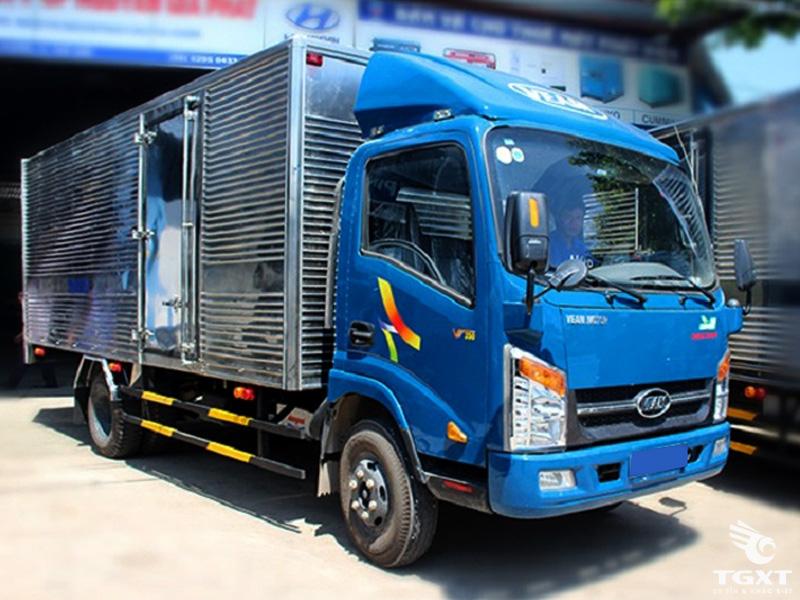Xe Tải Veam VT200 1.9 Tấn Thùng Kín