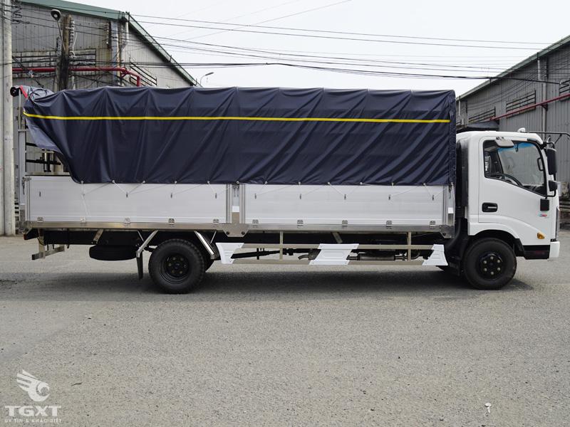 Xe Tải Veam VT260 1.9 Tấn Thùng Bạt